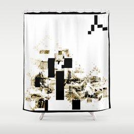 ROM Shower Curtain