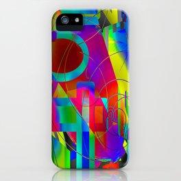 The cubic Umperkone iPhone Case