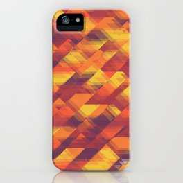 Variant II iPhone Case