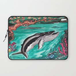 Coromandel  Coast By Night Laptop Sleeve