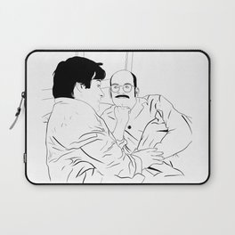 There's a new daddy in town Laptop Sleeve