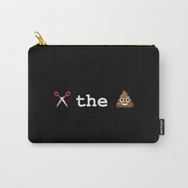 cut the shit Carry-All Pouch