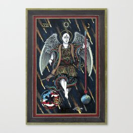 Loki's Return 2051 Canvas Print