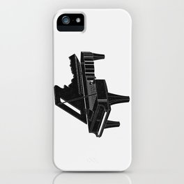 Music Is The Key B iPhone Case