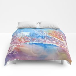 Senso-ji Comforters