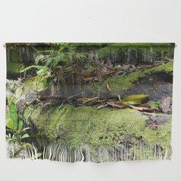 Rainforest Ferns & Moss Wall Hanging