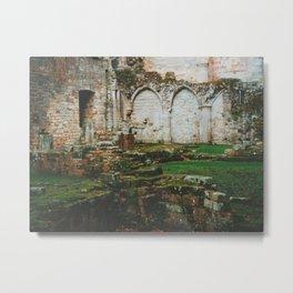 Culross Abbey - Scotland Metal Print