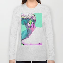 Eraserhead - technicolour Long Sleeve T-shirt