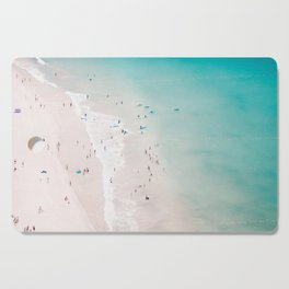 beach - summer love II Cutting Board