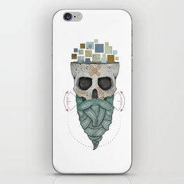 Confused iPhone Skin