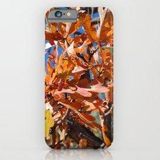 Orange Leaves  Slim Case iPhone 6s