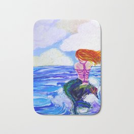 Ocean Bound Bath Mat
