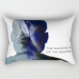 Haunted Mind  Rectangular Pillow