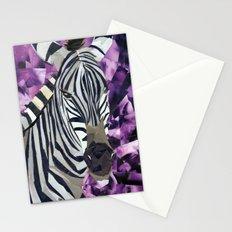 Zebra! Stationery Cards