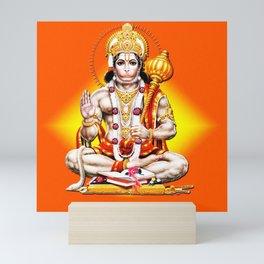 Hindu - Hanuman 2 Mini Art Print