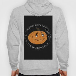 The scared Pumpkin! Halloween Hoody
