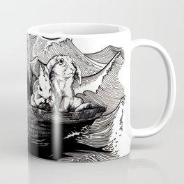 Sea Bunnies Coffee Mug