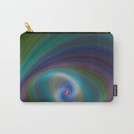 Elliptical Eye Carry-All Pouch