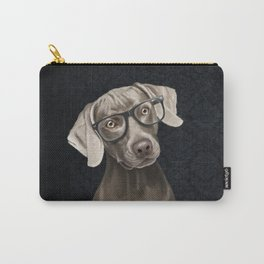 Mr Weimaraner Carry-All Pouch