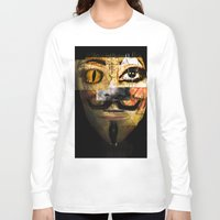 illuminati Long Sleeve T-shirts featuring illuminati? by Jack