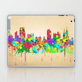 YORK, NEW YORK Laptop & iPad Skin