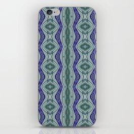 Blue Eve iPhone Skin