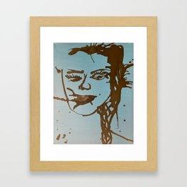 Roof Sesh Framed Art Print