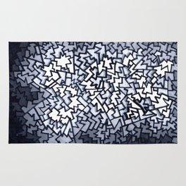 Mosaic White Sox Nonsense Rug