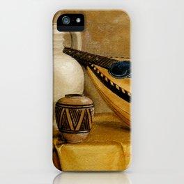 Mandolin At Rest iPhone Case
