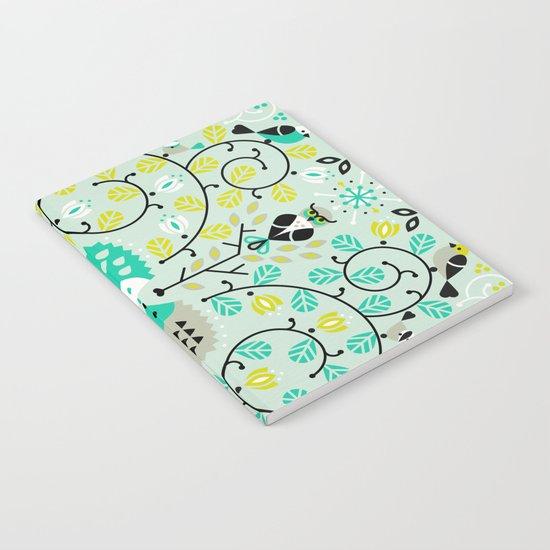 Hedgehog Lovers Notebook