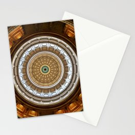 Texas Capitol Stationery Cards