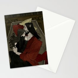 Vampire Lovers Stationery Cards