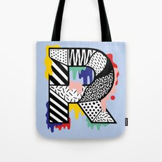R for ... Tote Bag
