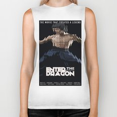 Enter the Dragon Biker Tank