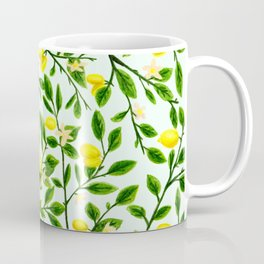 Lemon Tree Coffee Mug