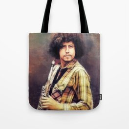 Arlo Guthrie, Music Legend Tote Bag
