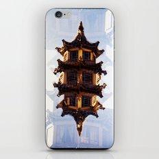 ter (35mm multi exposure) iPhone & iPod Skin