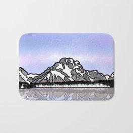 Mount Moran Bath Mat