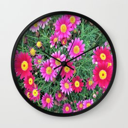 springtime is here Wall Clock
