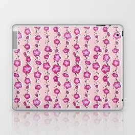 Raspberry Crush Wildflower Laptop & iPad Skin