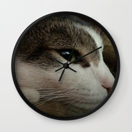 Alistair chilling Wall Clock