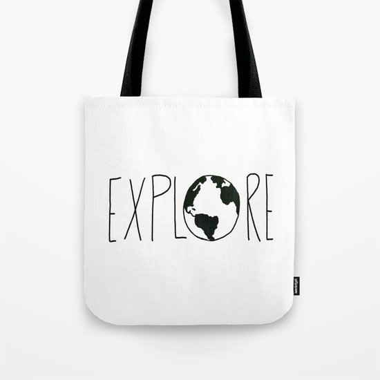 Explore the Globe x BW by floresimagespdx