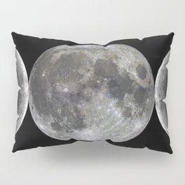 Triple goddess | Moon | Moons | Goddess and God Pillow Sham