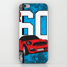 R60 NEW iPhone Skin