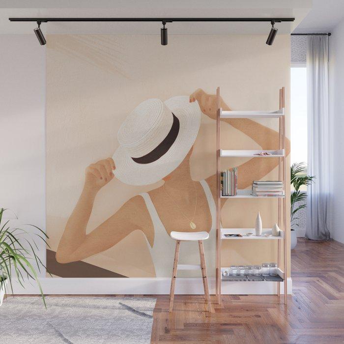 Summer Heat III Wall Mural