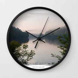 The Gatineau River Wall Clock