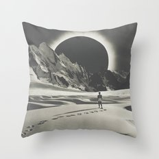 Interstellar Throw Pillow