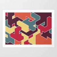Marginal Value Art Print