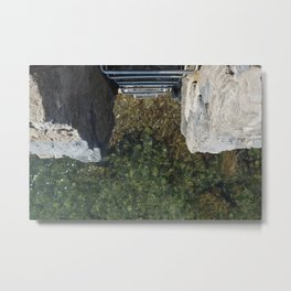 San Sebastian, Spain - Jump In Metal Print