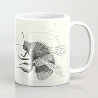 wildlife Mugs featuring 'Wildlife Analysis IX' by Alex G Griffiths